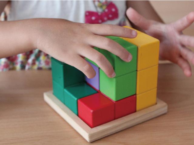 積み木・ブロック遊び